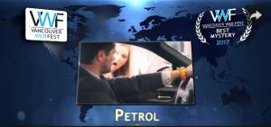 petrol van win